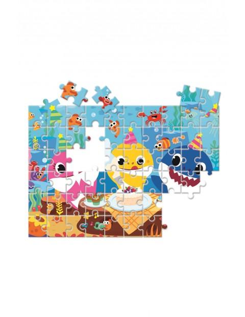 Puzzle Baby Shark - 60 el wiek 5+