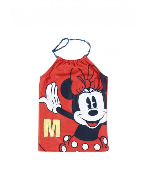 Strój kąpielowy dwuczęściowy dla dziewczynki- Myszka Minnie