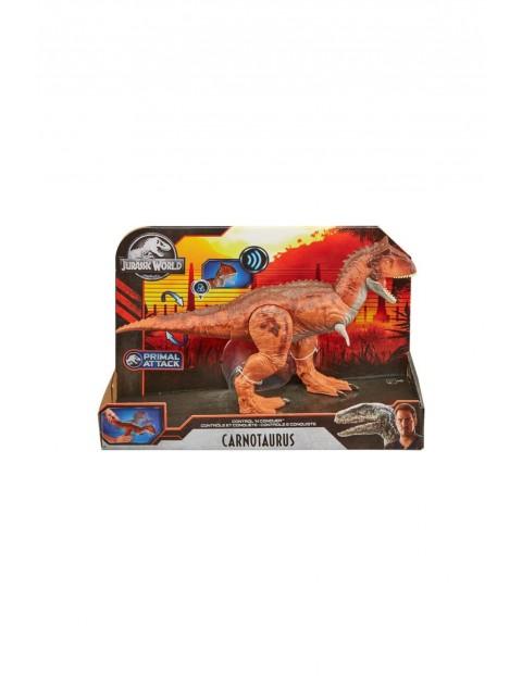Jurassic World Karnotaur MegaAtak wiek 4+
