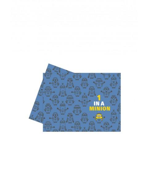 Obrus Minionki 120x180 cm 1Y34C3
