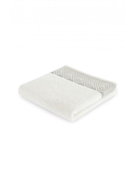 Ręcznik bawełniany AmeliaHome  biały - 70 x 140 cm