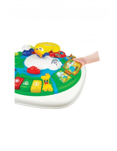 Zabawka muzyczna - Mały podróżnik wiek 6msc+