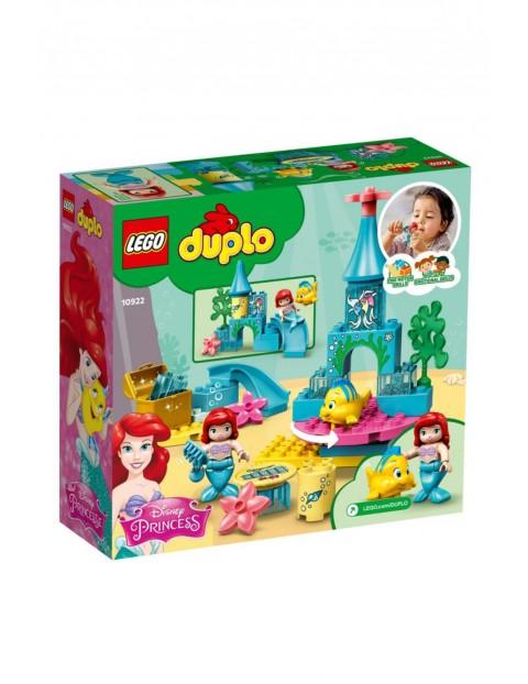 Lego Duplo -  Podwodny zamek Arielki  - 35 elementów wiek 2+