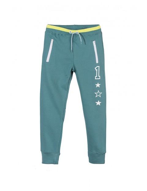 Spodnie dresowe chłopięce 2M3425