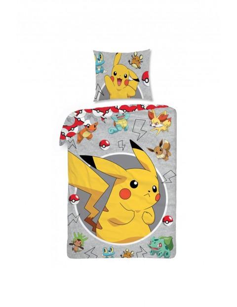 Pościel chłopięca Pokemon