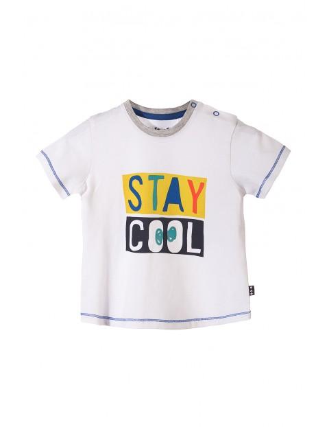 T-shirt niemowlęcy 5I3301