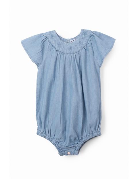 Body dziewczęce - niebieskie