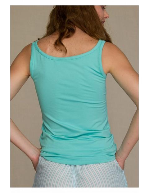 Letnia krótka piżama damska