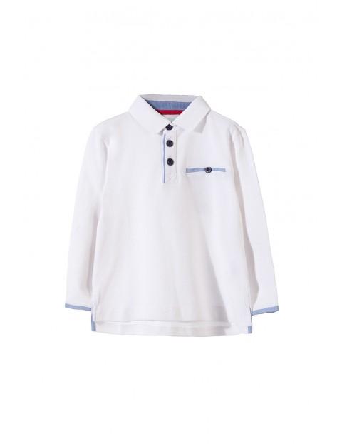 Bluzka chłopięca z długim rękawem 1H3349