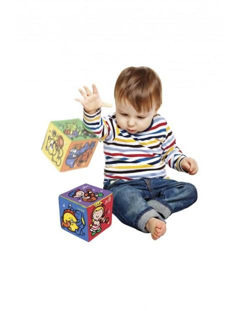 Interaktywna kostka zabawka