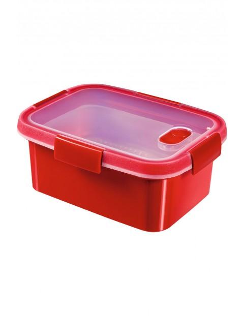 Pojemnik Curver micro-wave  czerwony -  20x15x9cm