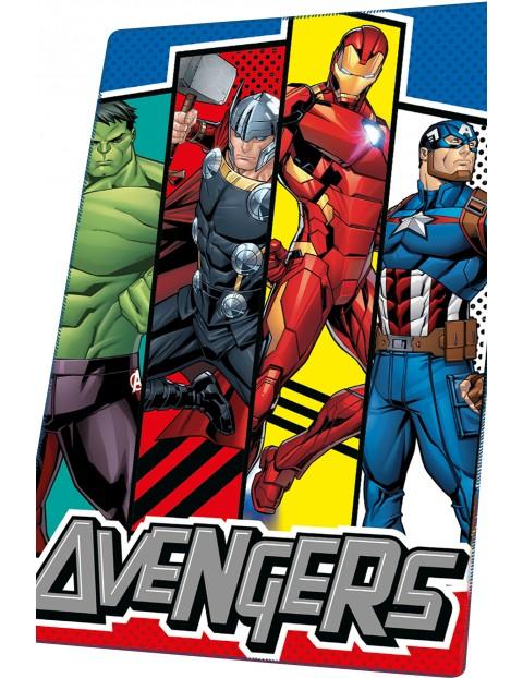 Koc polarowy Avengers 150x100 cm