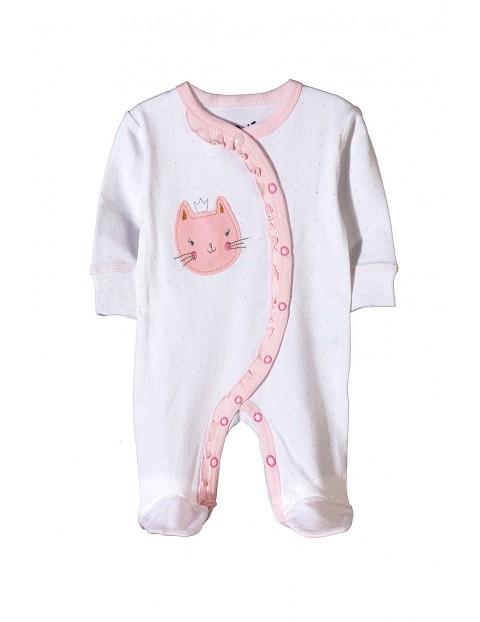 Pajac niemowlęcy 100% bawełna 5W3507
