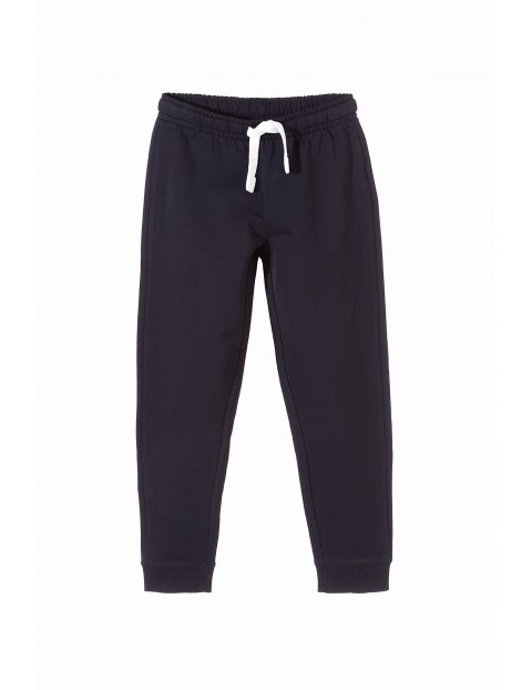 Spodnie dresowe chłopięce 2M9732