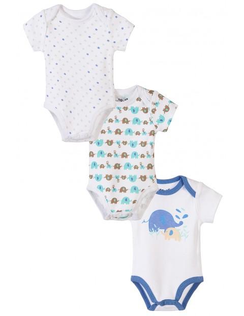 Body niemowlęce 3pak 5W3433