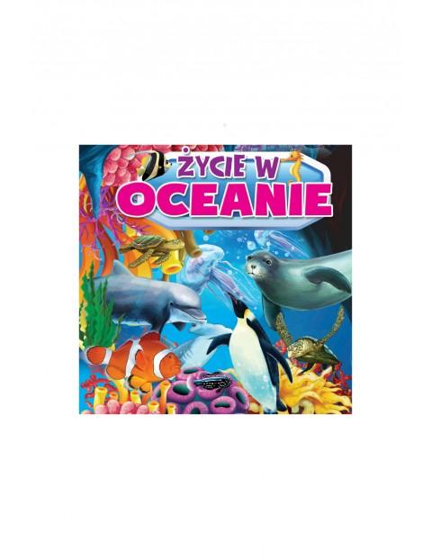 Książka 3D Życie w Oceanie