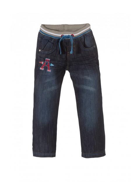 Spodnie chłopięce 1L3105