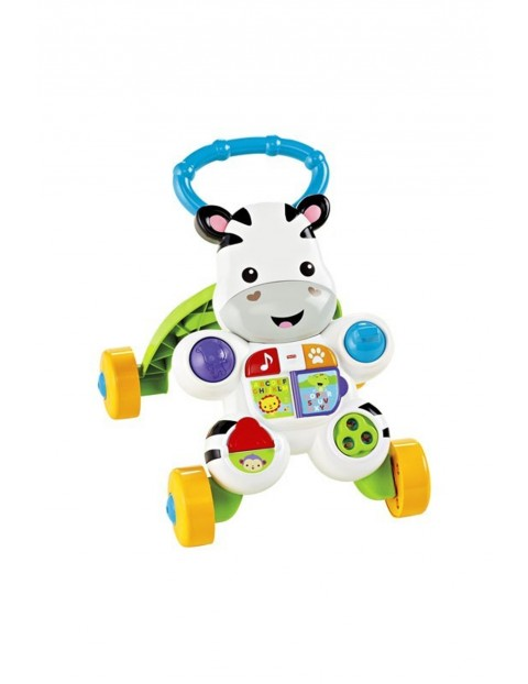 Fisher Price Chodzik Zebra 6msc+