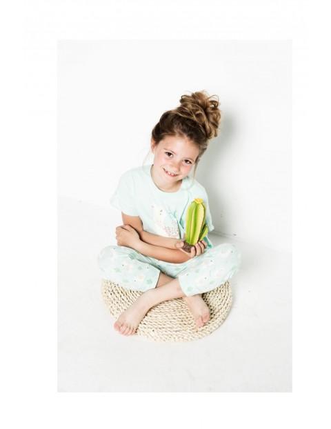 Pidżama niemowleca w Lamy