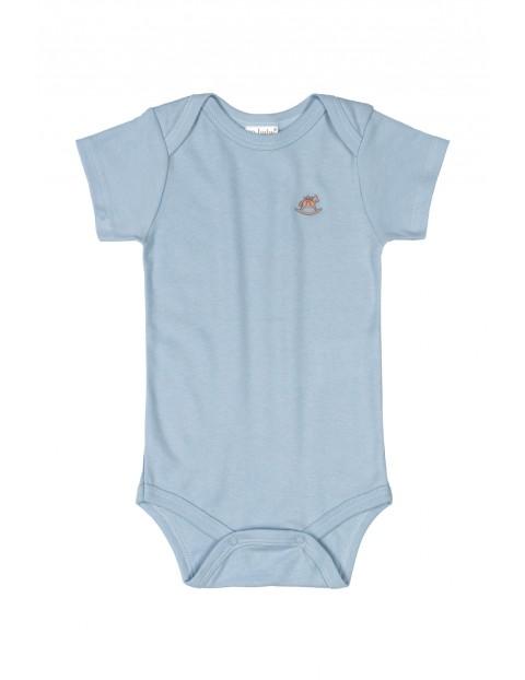 Body niemowlęce - niebieskie