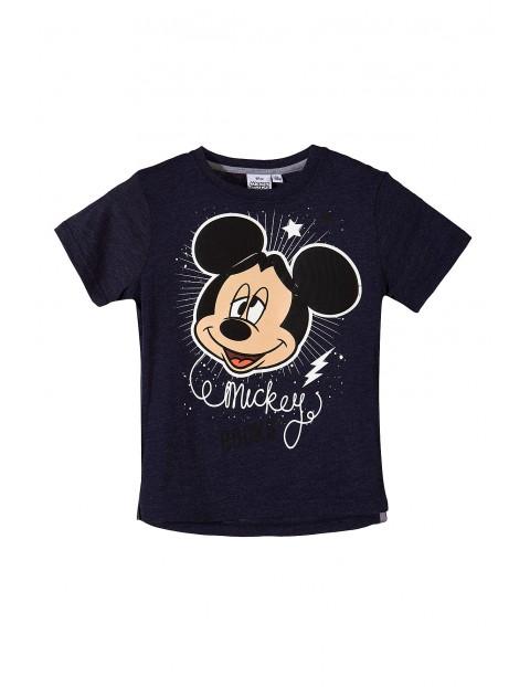 T-shirt chłopięcy Myszka Mickey 2I34AP