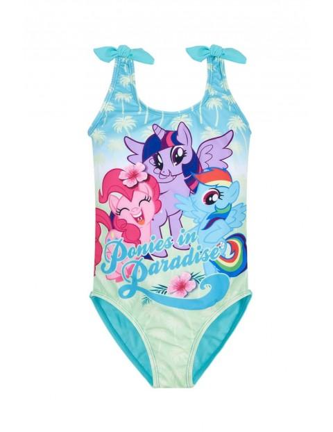 Strój kąpielowy jednoczęściowy dla dziewczynki Pony