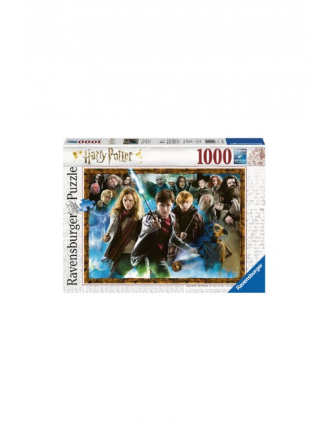 Puzzle Harry Potter 1000 el. Ravensburger