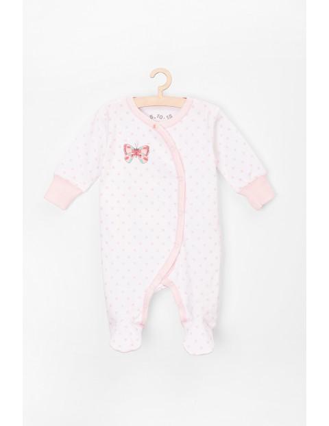Pajac niemowlęcy 100% bawełna 5W3607
