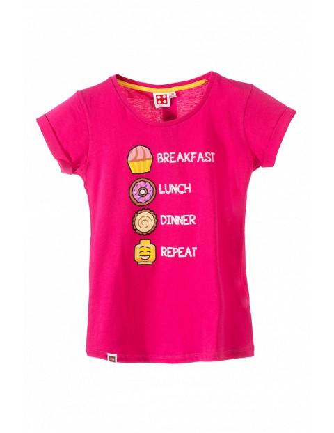 T-shirt dziewczęcy LEGO 4I34AL