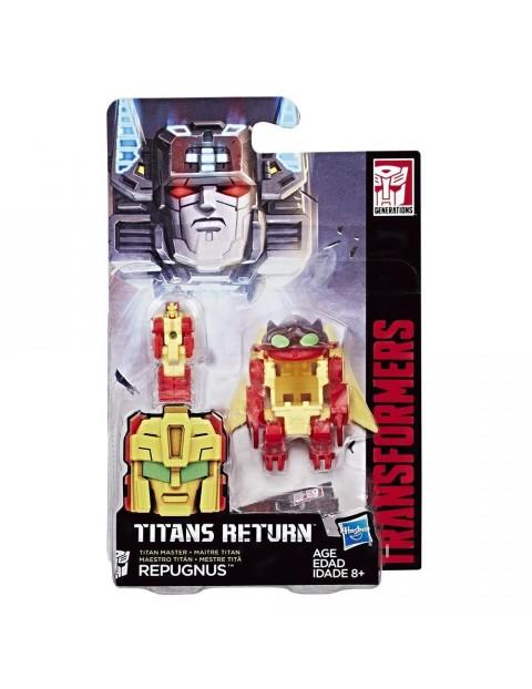 Transformers Generations Titan Masters Repugnus