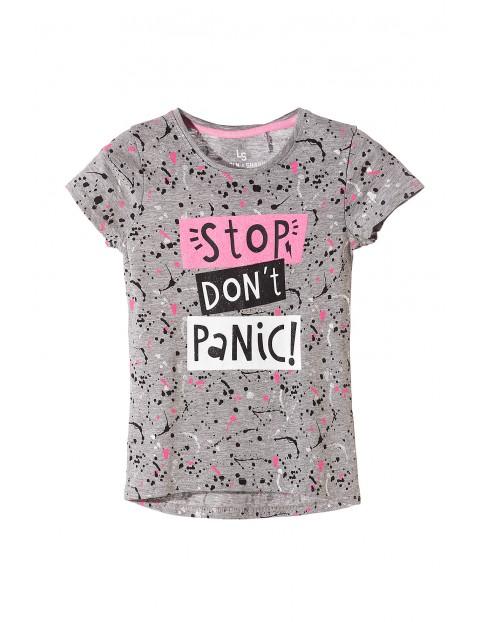 T-shirt dziewczęcy 4I3605