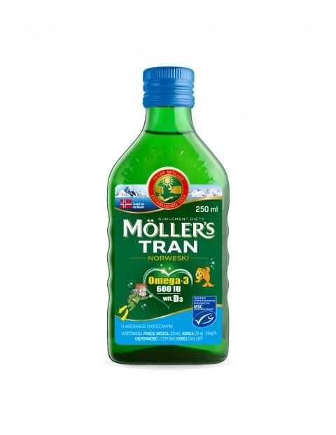Möller's Tran Norweski - aromat owocowy 250ml