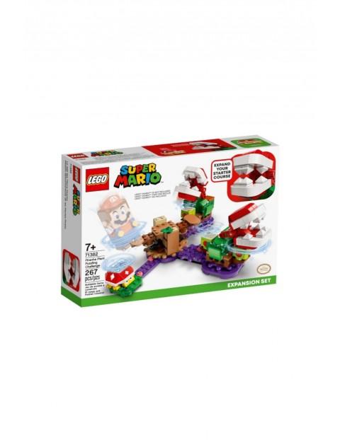 LEGO Super Mario - Zawikłane zadanie Piranha Plant - 267 elementów