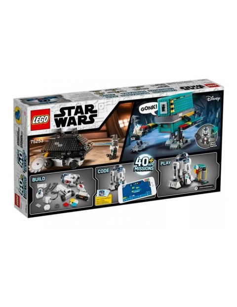Klocki Lego Star Wars Dowódca droidów 1177el