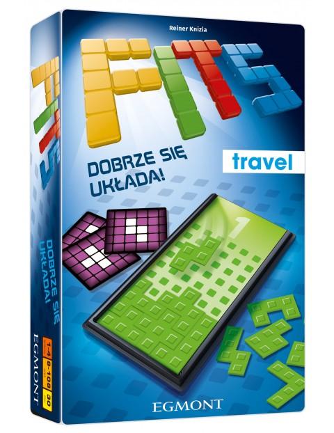 Gra logiczna - Fits travel wiek 8+