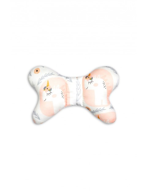 Poduszka podróżna Motyl