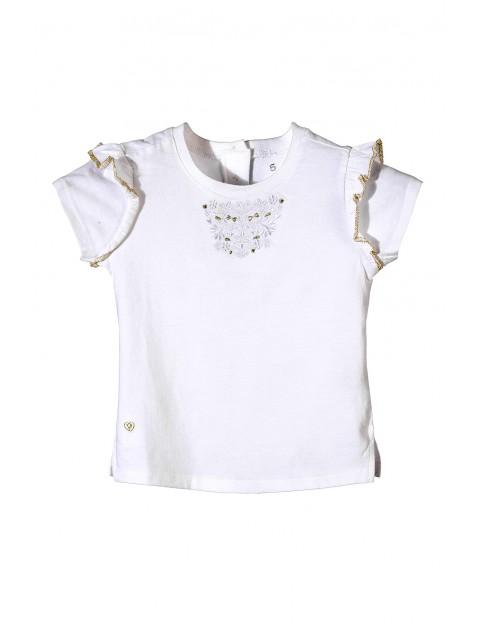 T-shirt niemowlęcy 100% bawełna 5I3403