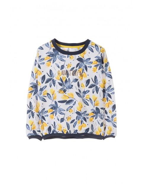 Bluza dresowa dla dziewczynki 4F3207