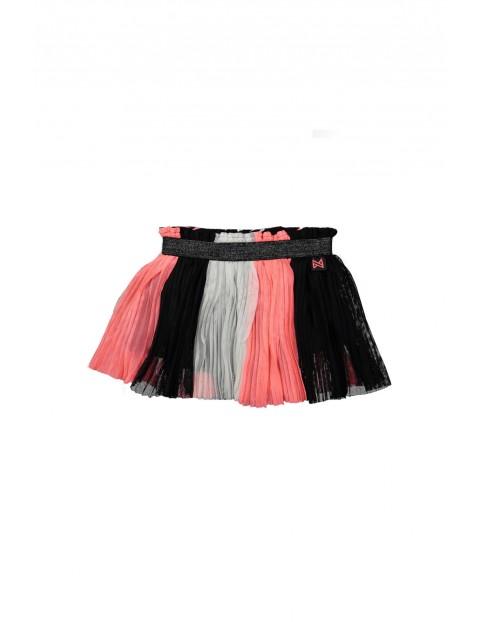 Spódnica dziewczęca kolorowa plisowana