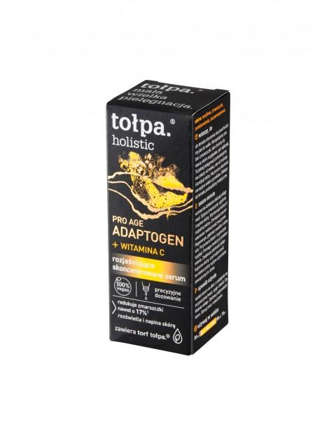 Tołpa holistic Rozjaśniające skoncentrowane serum 20 ml