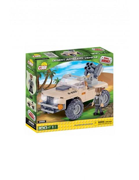 Klocki COBI Pojazd wojskowy 100el