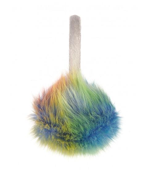 Nauszniki dziewczęce- kolorowe