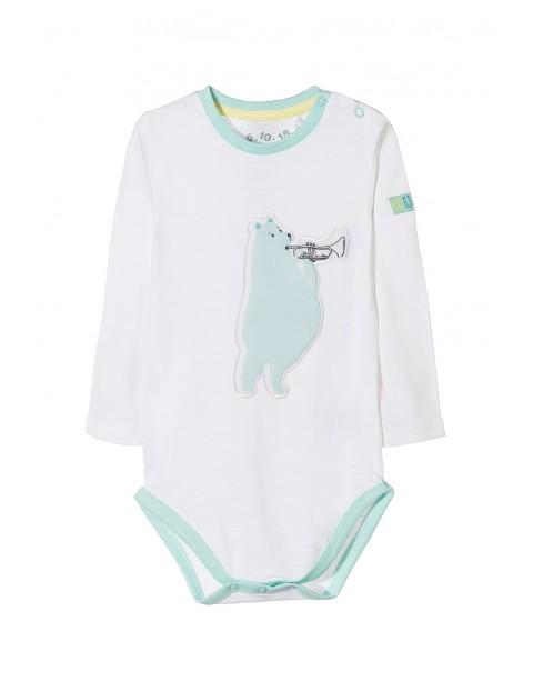 Body niemowlęce 100% bawełna 5T3513