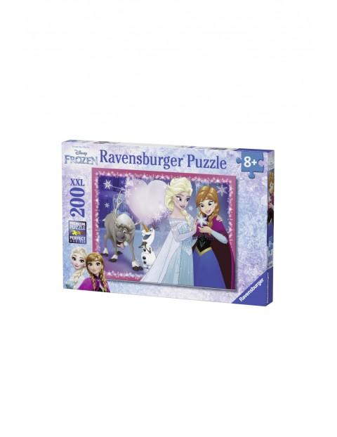 Puzzle Kraina Lodu- Siostrzana Miłość 200el