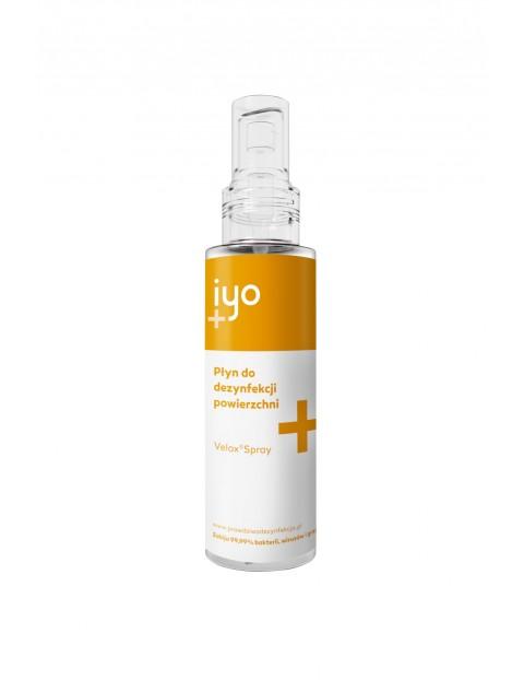 Spray do dezynfekcji powierzchni IYO 100 ml