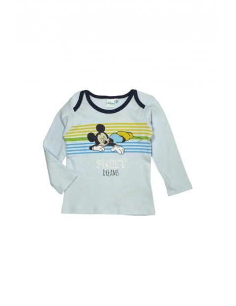 T-shirt niemowlęcy Myszka Mickey 5I34BJ