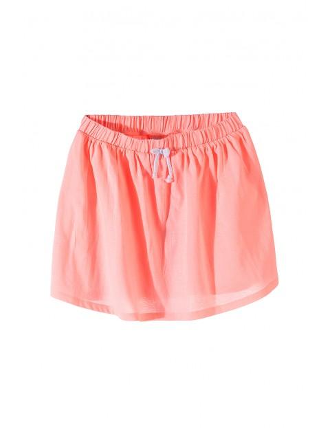 Dzianinowa spódniczka dla dziewczynki