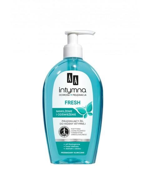 AA Intymna Ochrona&Pielęgnacja żel do higieny intymnej Fresh 300 ml