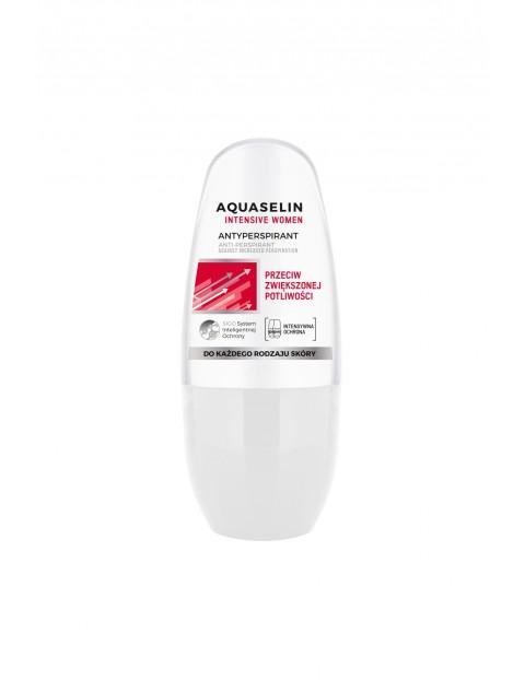 Aquaselin Intensive Women Specjalistyczny antyperspirant roll-on 50 ml