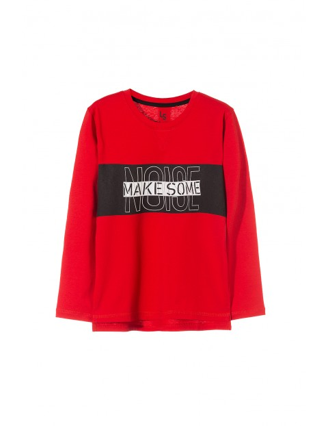 Bluzka chłopięca 100% bawełna 2H3504